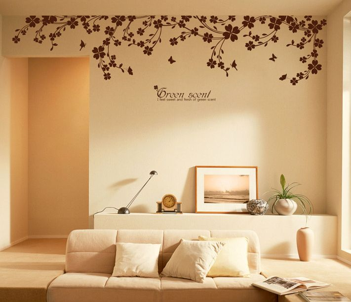 Best wall sticker decor ideas 8