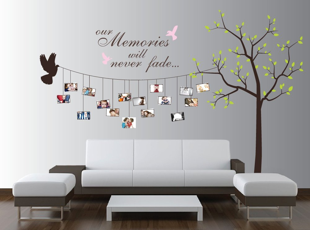 Best wall sticker decor ideas 9