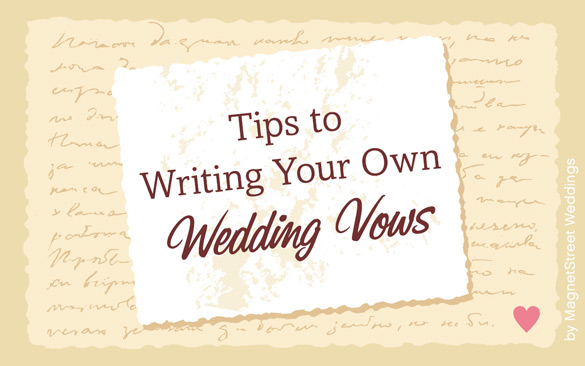 Best Wedding Vows Tips 1