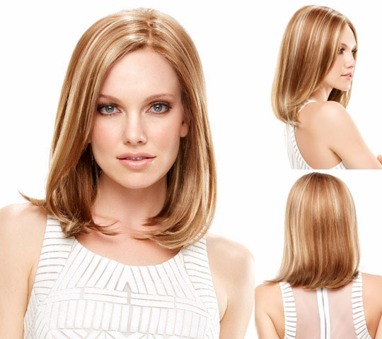 Classic medium length haircuts 2