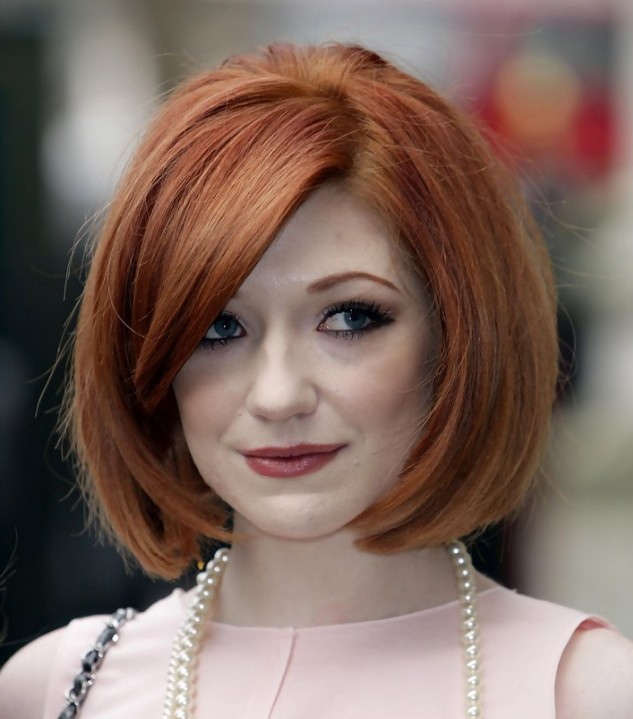 Classic medium length haircuts 20