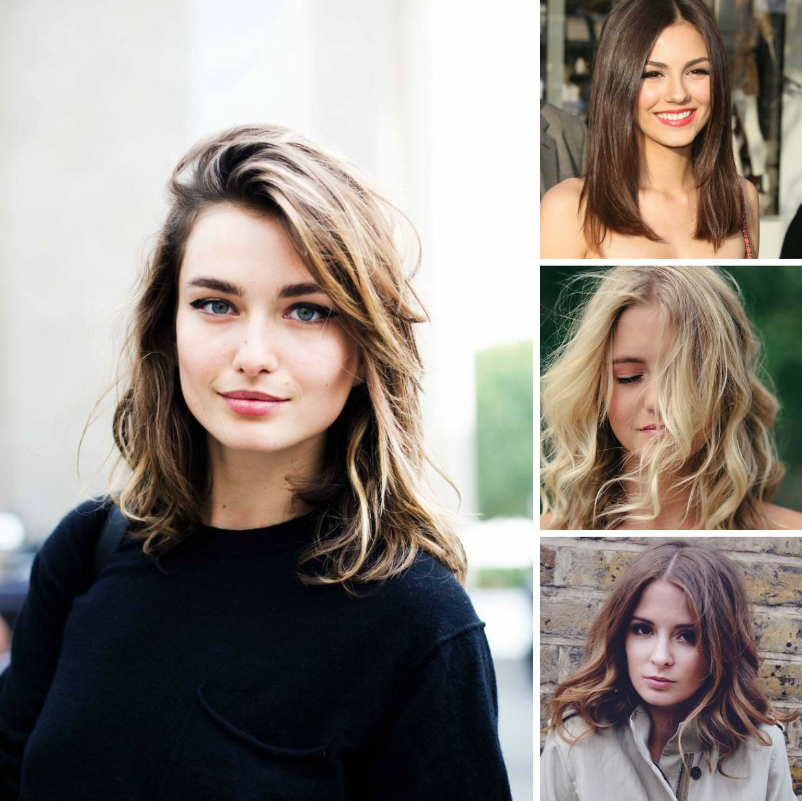 Classic medium length haircuts 4