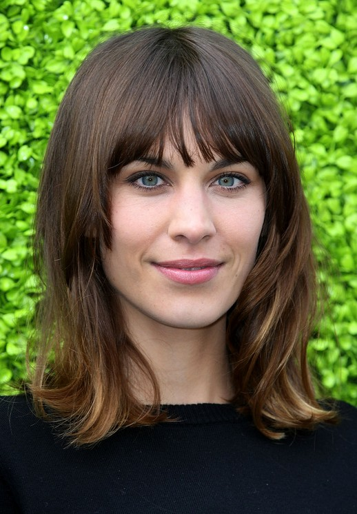 Classic medium length haircuts 9