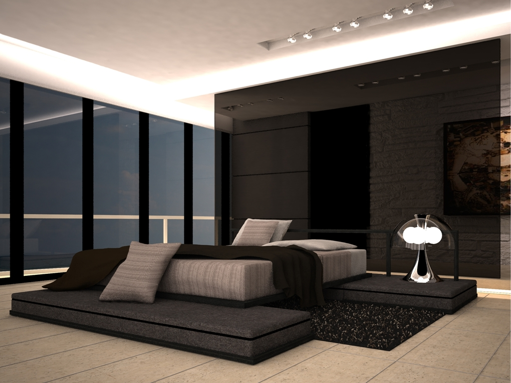 Contemporary bedroom design for your home 10