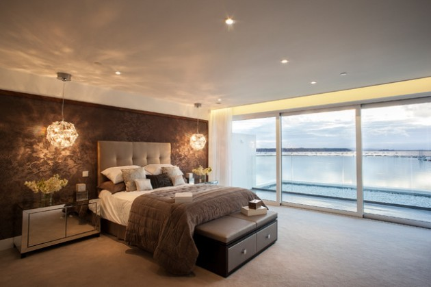 Contemporary bedroom design for your home 12