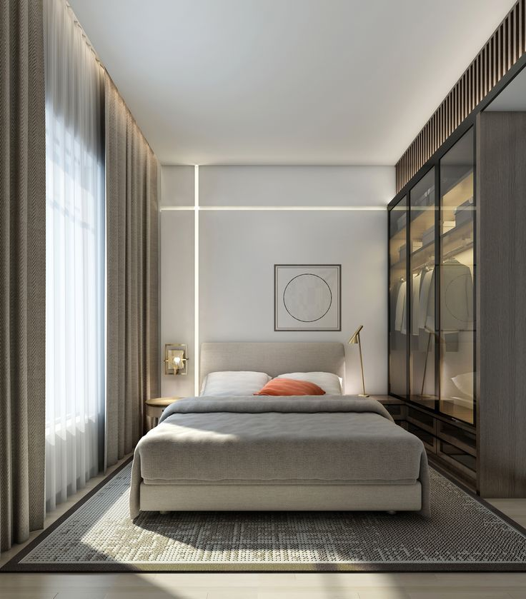 Contemporary bedroom design for your home 13