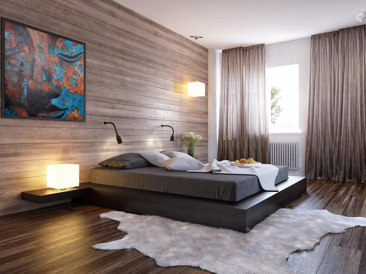 Contemporary bedroom design for your home 14