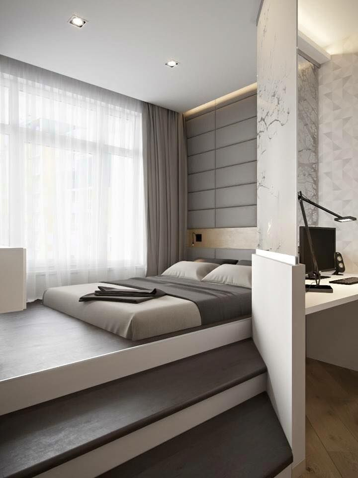 Contemporary bedroom design for your home 19