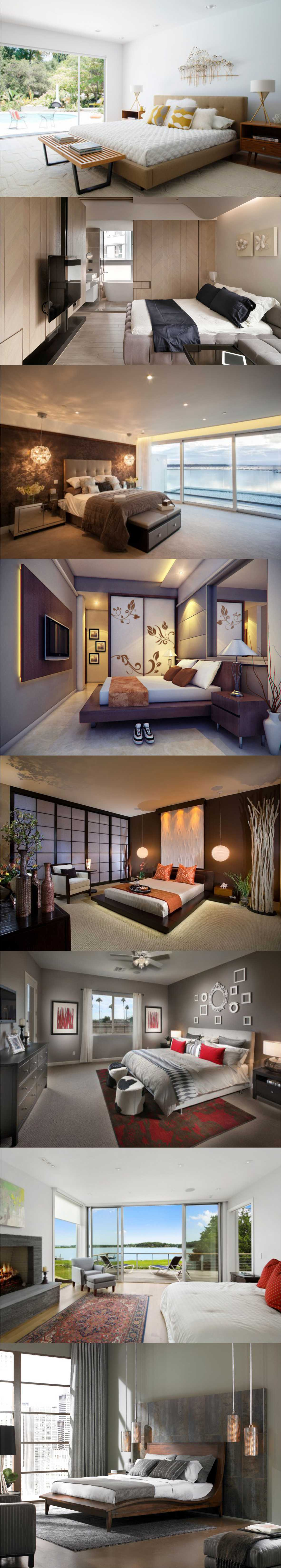 Contemporary bedroom design for your home 2018