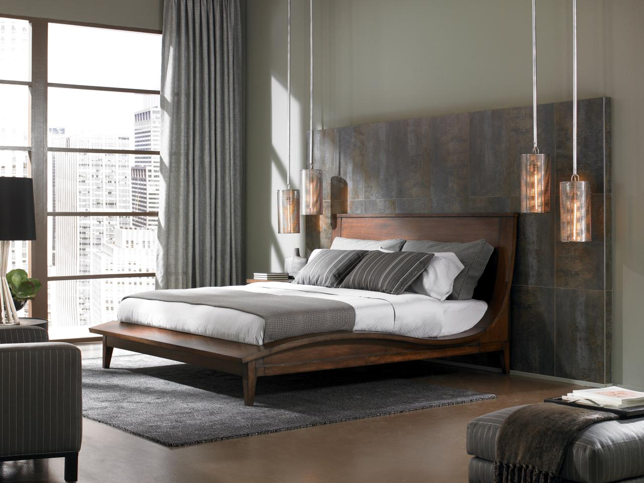 Contemporary bedroom design for your home 21