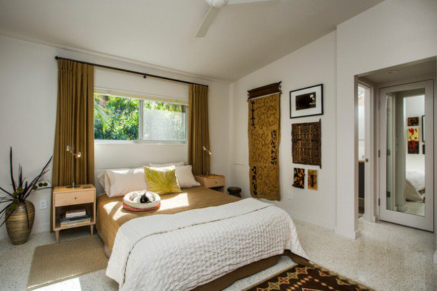 Contemporary bedroom design for your home 24
