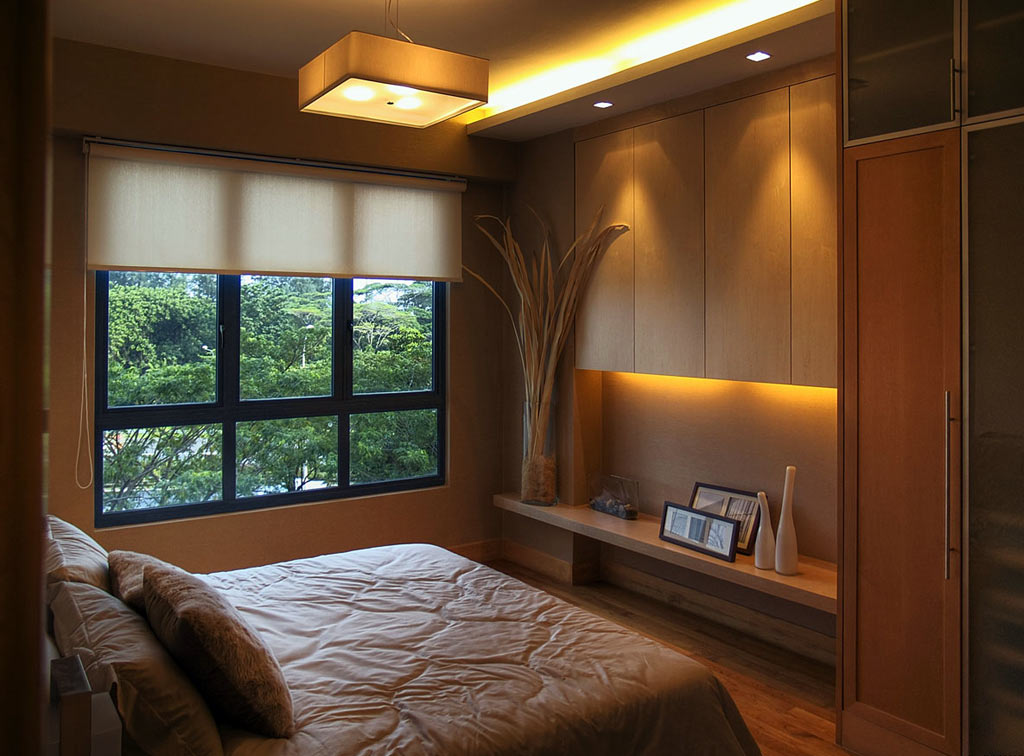 Contemporary bedroom design for your home 4