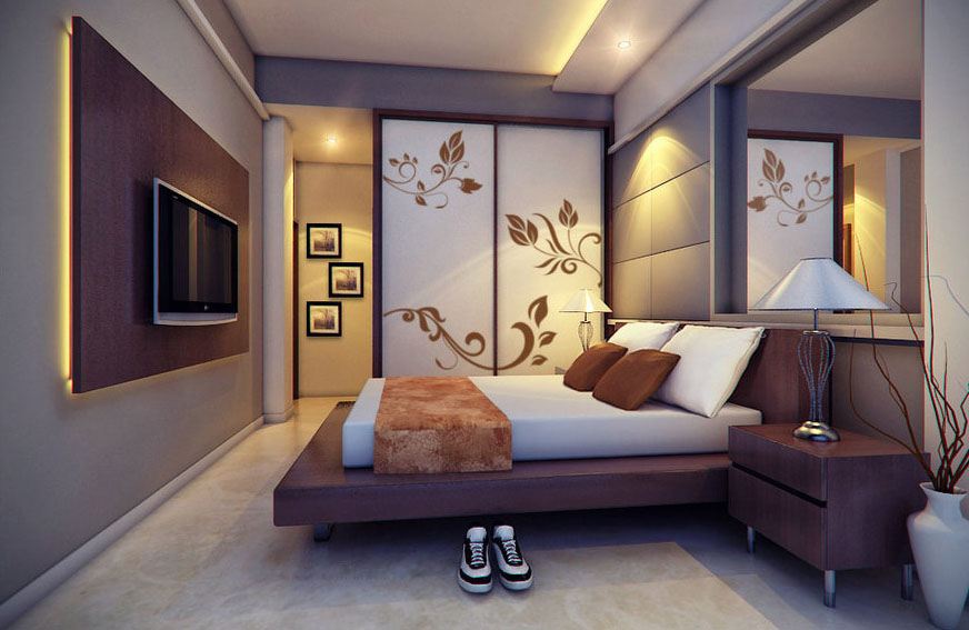 Contemporary bedroom design for your home 6