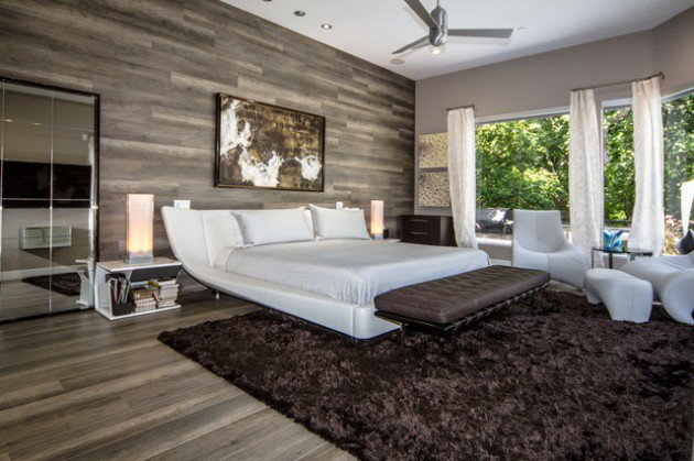 Contemporary bedroom design for your home 9