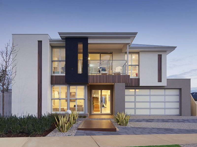 Contemporary home exteriors design ideas 19