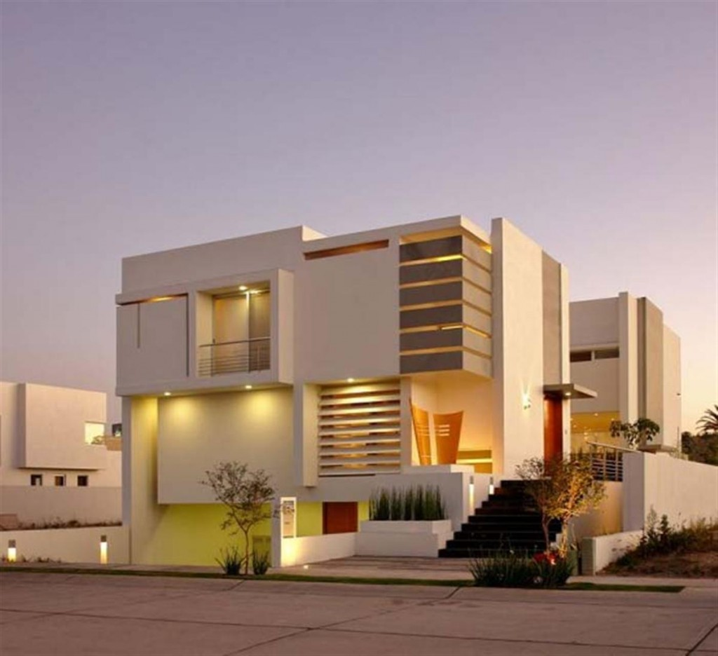 Contemporary home exteriors design ideas 2