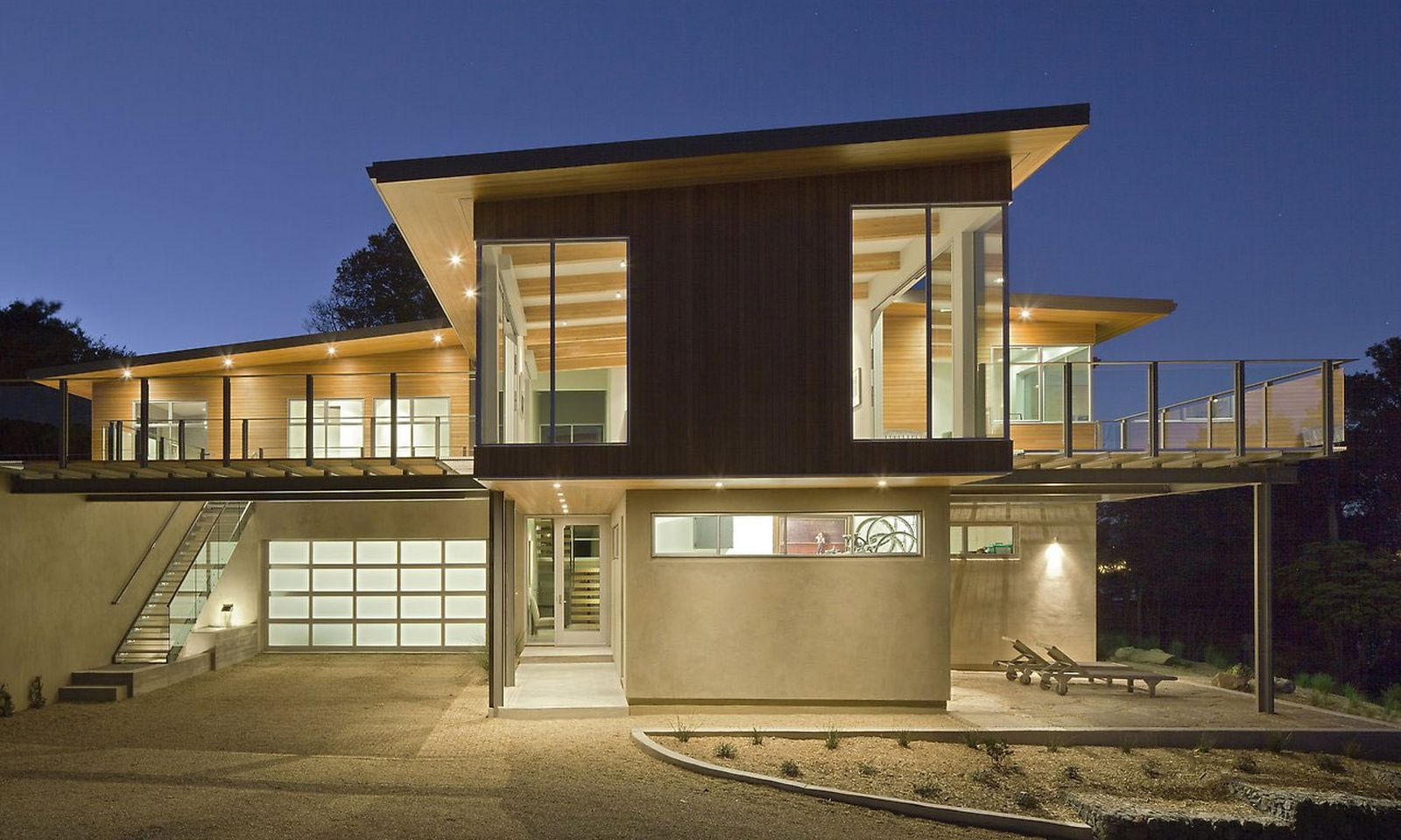 Contemporary home exteriors design ideas 20