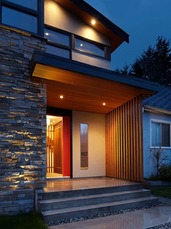 Contemporary home exteriors design ideas 23