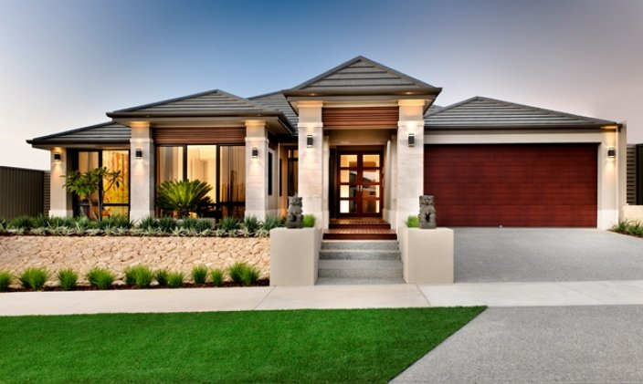 Contemporary home exteriors design ideas 5