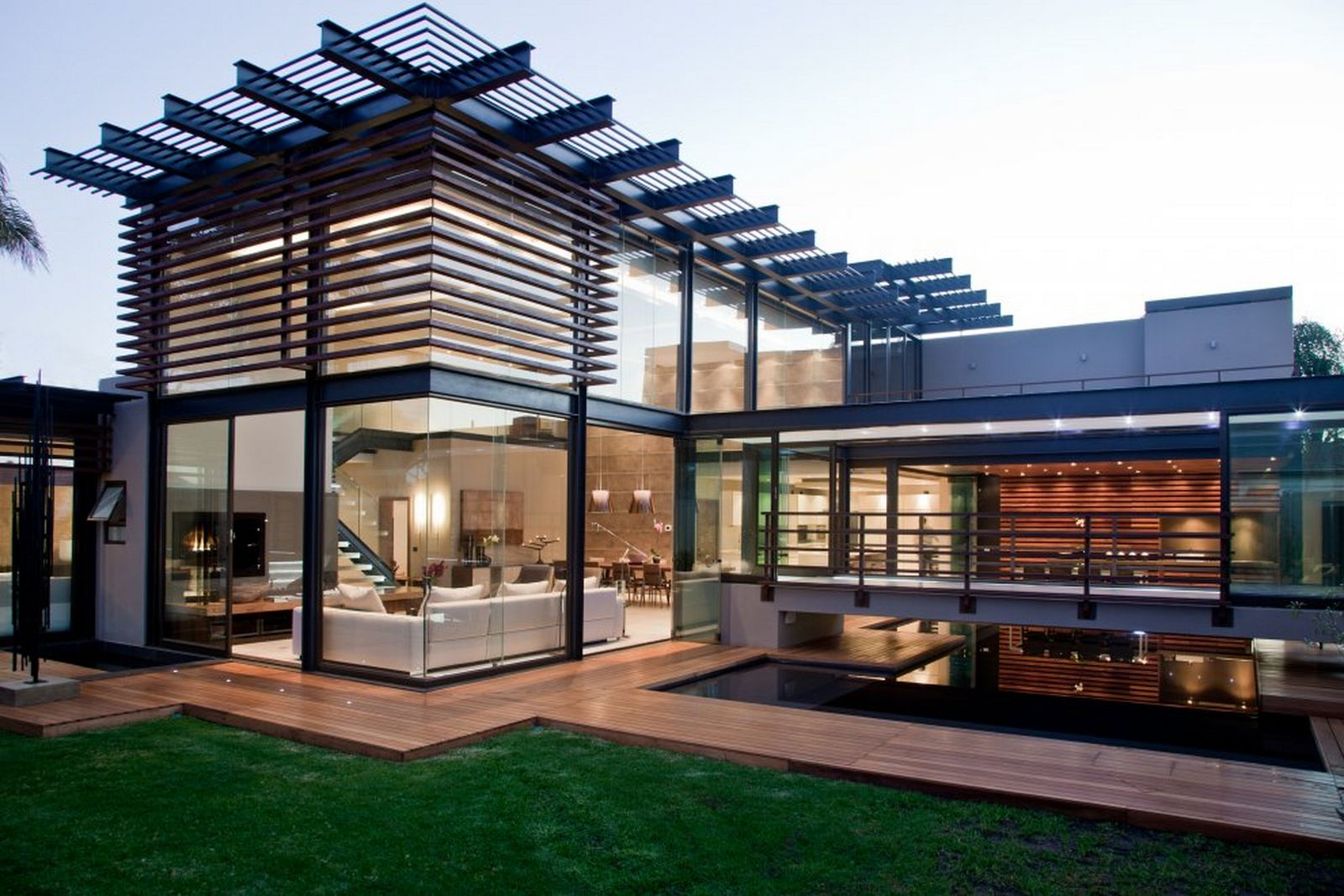 Contemporary home exteriors design ideas
