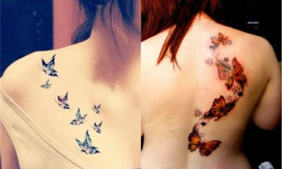 29 Best Butterfly tattoos ideas