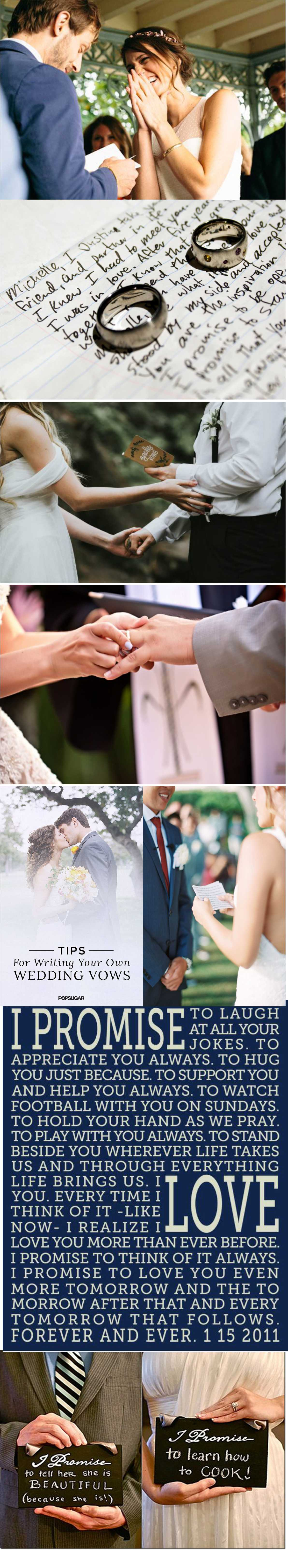 New Wedding vows tips 2018