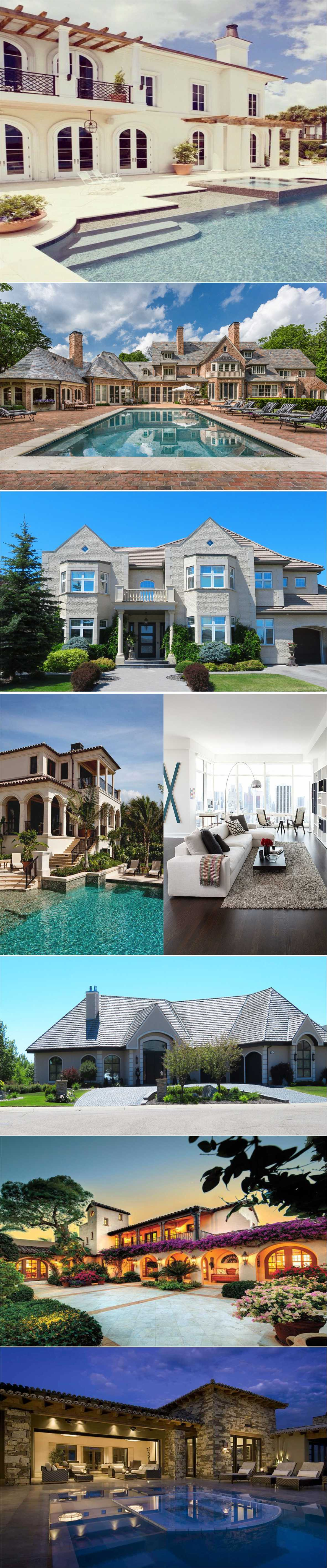 best luxurious homes for your inspiration 2018