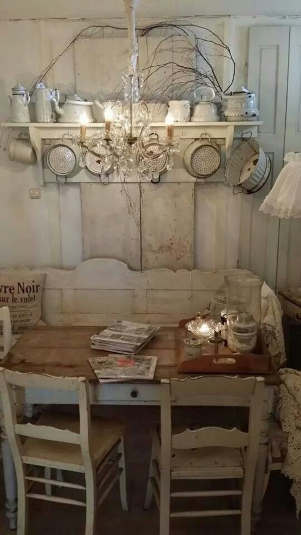 Antique Country Kitchen Decor