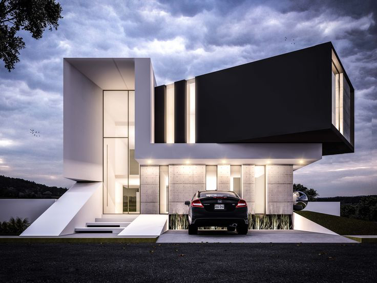 Awesome Modern House Designs 11