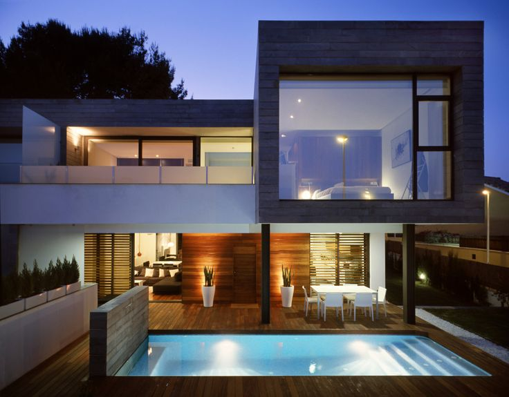 Awesome Modern House Designs 25