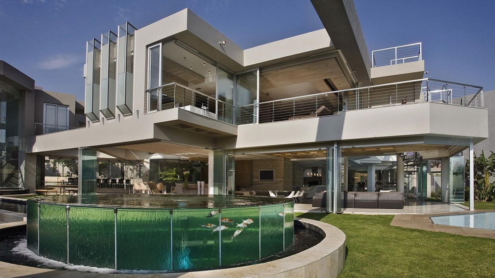 Awesome Modern House Designs 28