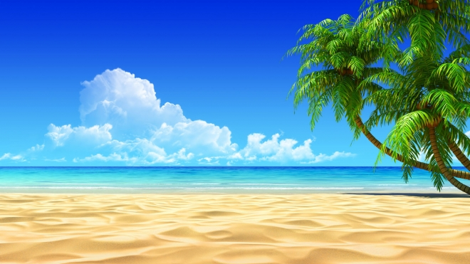 Beautiful beach wallpapers 8