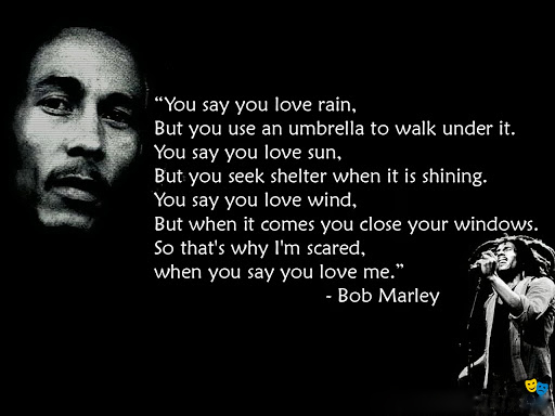 Best Bob marley quotes 10