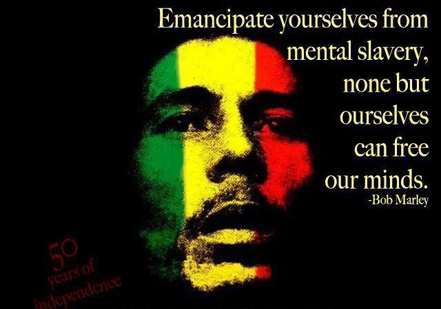 Best Bob marley quotes 11