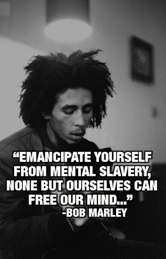 Best Bob marley quotes 20