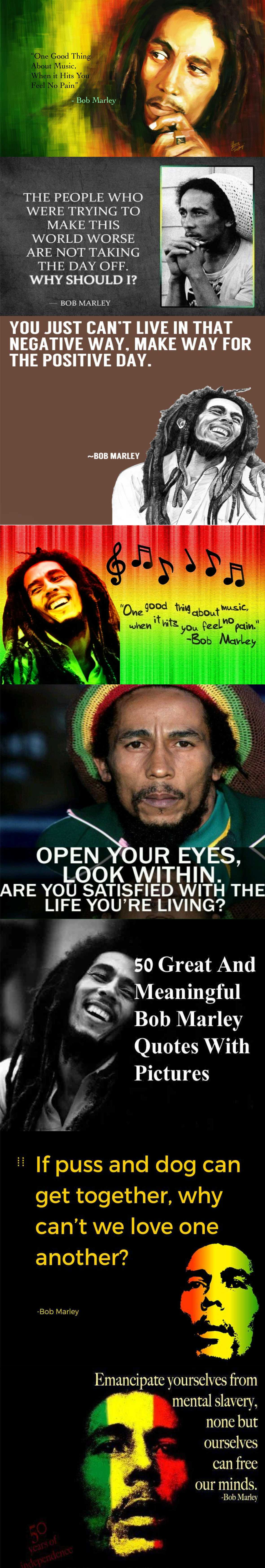 Best Bob marley quotes 2018