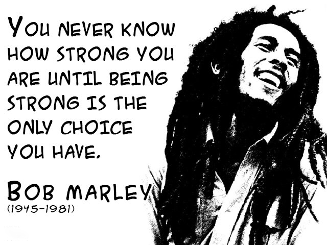 Best Bob marley quotes 21