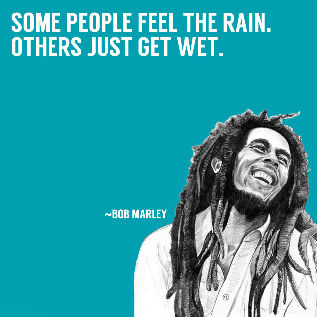 Best Bob marley quotes 22
