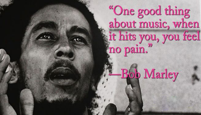 Best Bob marley quotes 25