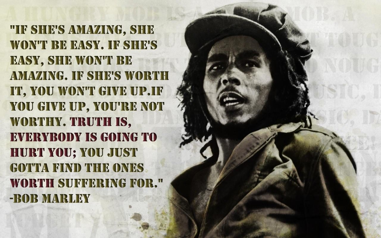 Bob Marley Quotes About Love For A Girl Bob Marley Quotes On Love Top Best Bob Marley Quotes For Women