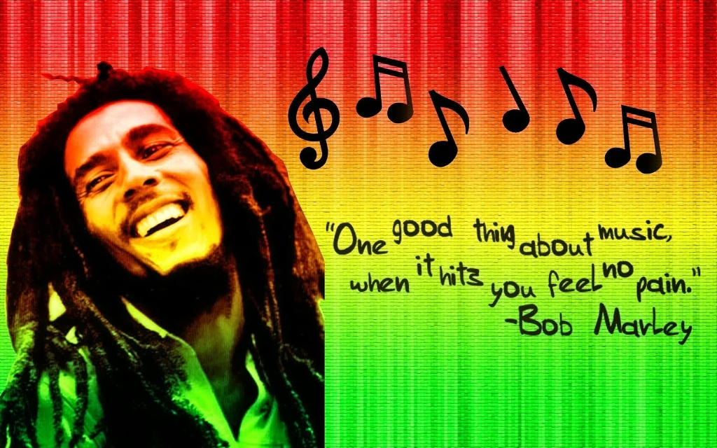 Best Bob marley quotes 29