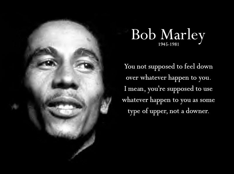 Best Bob marley quotes 3