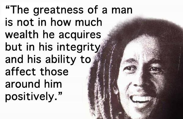 Best Bob marley quotes 6