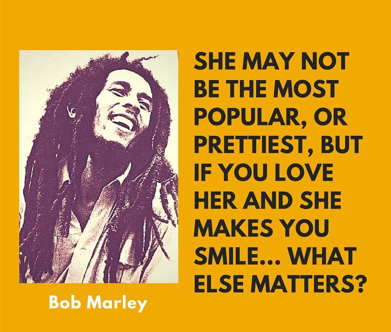 Best Bob marley quotes 8