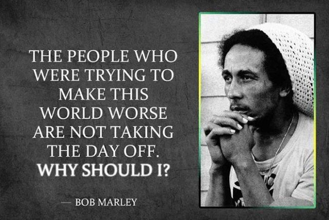 Best Bob marley quotes 9