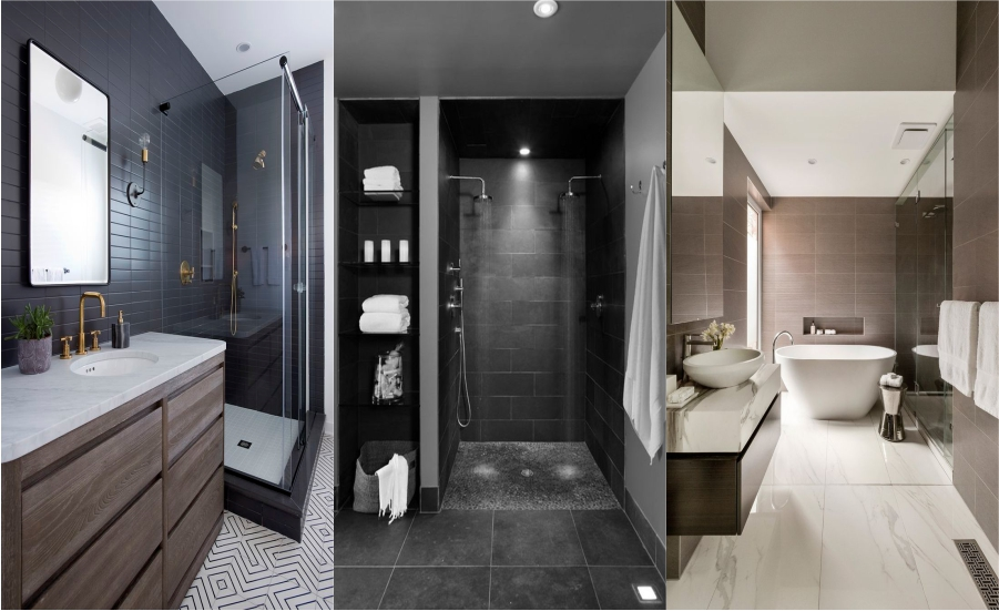 Best Contemporary bathroom design Feture