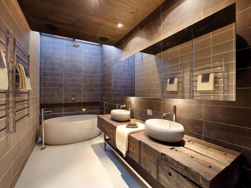 Best Contemporary bathroom design ideas 13