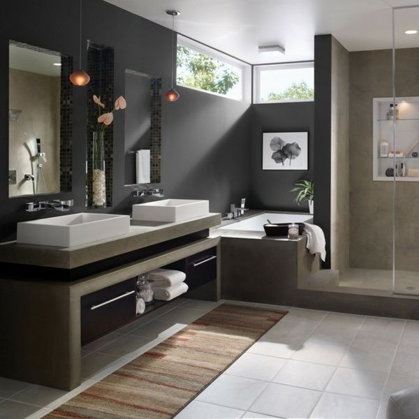 Best Contemporary bathroom design ideas 14
