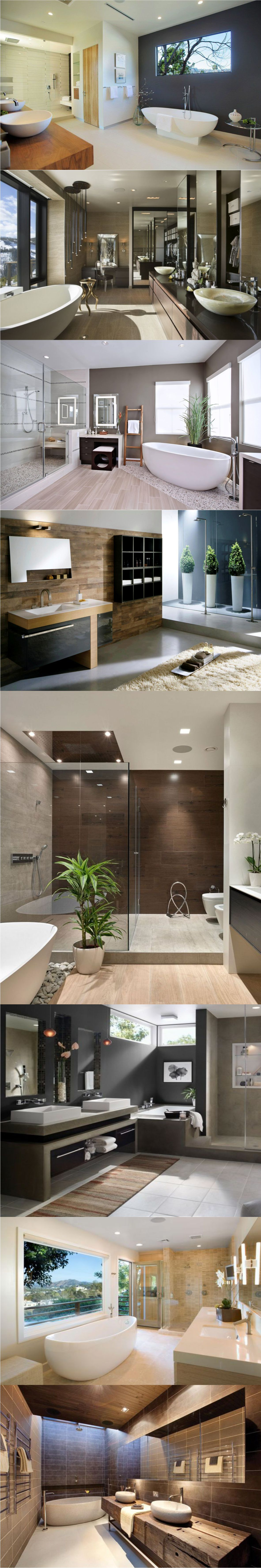 Best Contemporary bathroom design ideas 2018