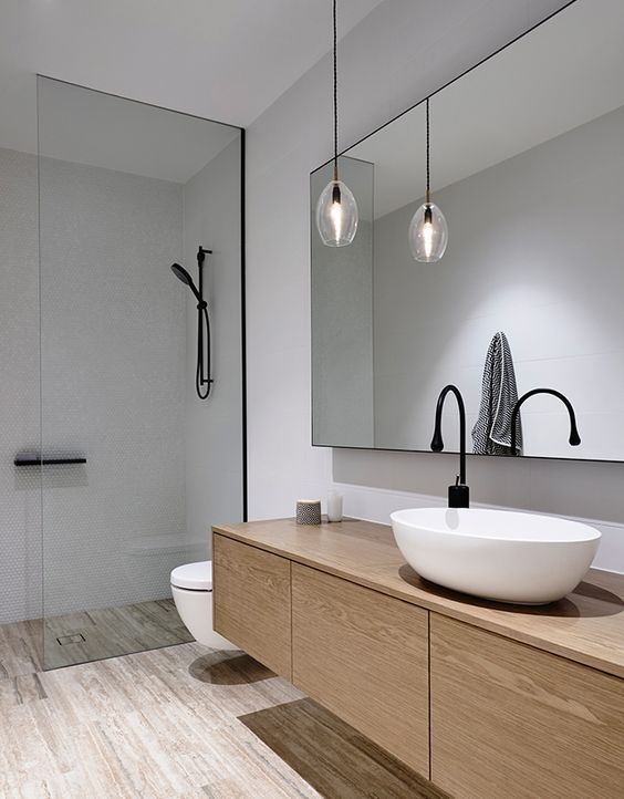 Best Contemporary bathroom design ideas 24